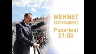 TV KAYSERİ ALTIN SOHBETLER- MEHMET ÖZHASEKİ TANITIM