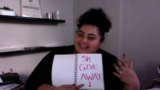 ENTER THE 5K GIVEAWAY KINS!!!!!!!!! thumbnail