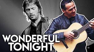 Wonderful Tonight - Eric Clapton - Fingerstyle - Easy - Guitar