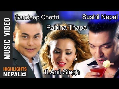 Selfie Queen - New Nepali Modern Song 2017/2074 | Rabina Thapa Ft. Anil Singh