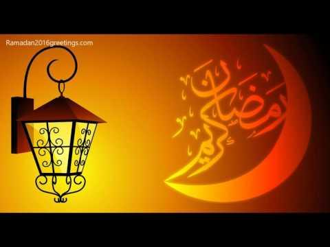 Ramadan 2016 Mubarak Greetings, Wishes & Wallpapers