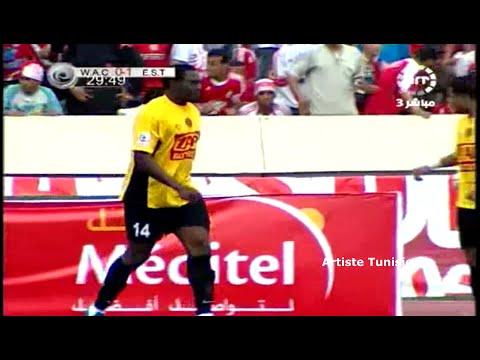 [ACL 2009 , Finale Aller] WAC vs EST (0-1) - But de Michael Eneramo ᴴᴰ (30') 09-05-2009