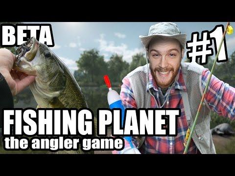 Fishing Planet - Découverte #1 || La pêche au bouchon || FR
