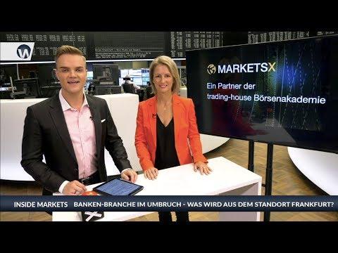 Inside Markets: Was wird aus Deutscher Bank? - Top-Aktien-Empfehlung: Apple - Silber ein Kauf?