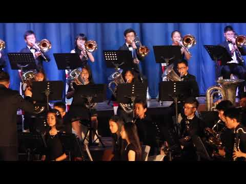 SRI KL Wind Band Rhythm Reunite Malaysia Concert 2017- To be Vivid Stars