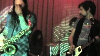 Plastic Crimewave Syndicate /w Guests - Hawkwind Tribute @ The Whistler 2012 - ENTIRE SHOW!
