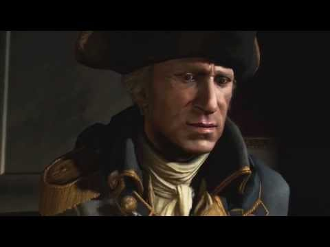 Assassin's Creed 3 The Tyranny of King Washington part 22- It Was Just a Nightmare