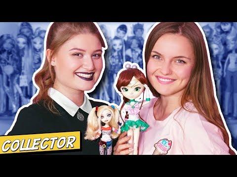 2 МИЛЛИОНА НА МОНСТРОВ! Коллектор: коллекция кукол Карины Маликовой | Интервью | Monster High