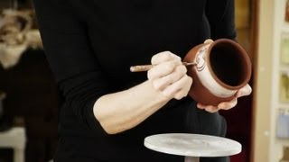 How to Replicate Mayan Pottery : Making Pottery