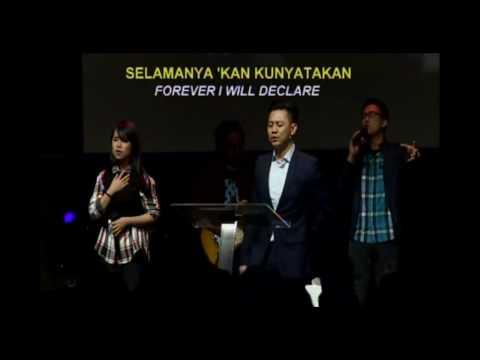 Ps. Fuji Harsono, 5 Maret 2017, Ibadah Umum 1, GMS Favour Jakarta