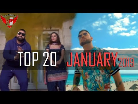 Top 20 Punjabi Songs Of The Month (JANUARY-2019) Ll Birring Productions