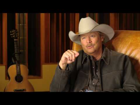 "Alan Jackson - Track by Track Interview - ""Every Now And Then"""