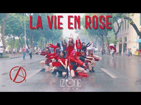 [KPOP IN PUBLIC CHALLENGE] IZ*ONE (아이즈원) - 라비앙로즈 (La Vie en Rose) Dance Cover By C.A.C from Vietnam