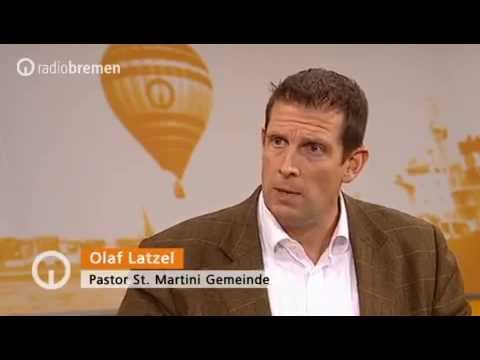 Radio Bremen Moderator will Olaf Latzel fertig machen. Latzel kontert mit Jesus Christus!