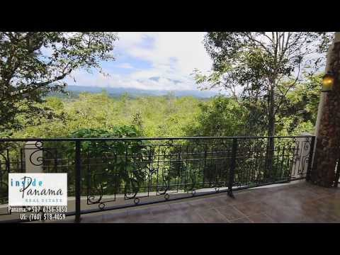 Stunning, Canyon-Front Home For Sale in Boquete, Panama