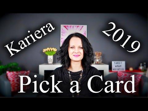 Pick A Card - Wybierz Kartę - Kariera W 2019 Roku