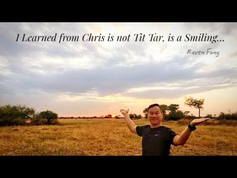 Chris leong in Africa 2013
