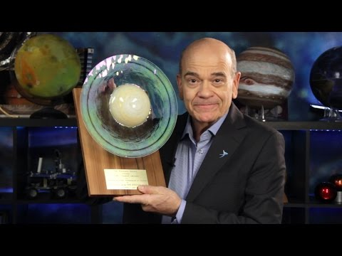 The Cosmos Award - The Planetary Post with Robert Picardo