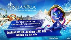 Live Stream der Pressekonferenz zur Wiedereröffnung von Rulantica