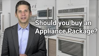 Advantages of a Kitchen Appliance Package