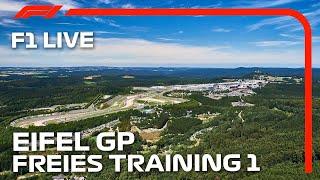 F1 LIVE: 2020 Eifel Grand Prix - FP1 | Deutsche Kommentare