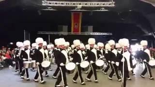 Drum -en Showfanfare advendo sneek Niederlande