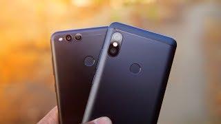 Redmi Note 5 Pro vs Honor 7X detailed camera comparison