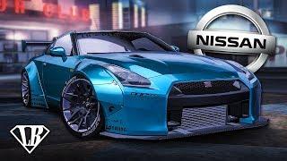 NFS Carbon | Liberty Walk Nissan GTR Mod Gameplay [1440p60]