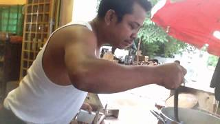 Cambodia Cooking, Khmer Food Cooking at Home In Phnom Penh
