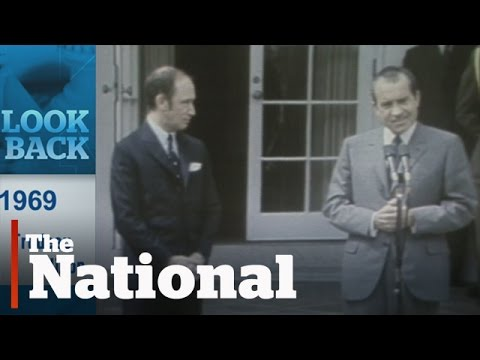 Look Back | U.S. Presidents and Canadian Prime Ministers