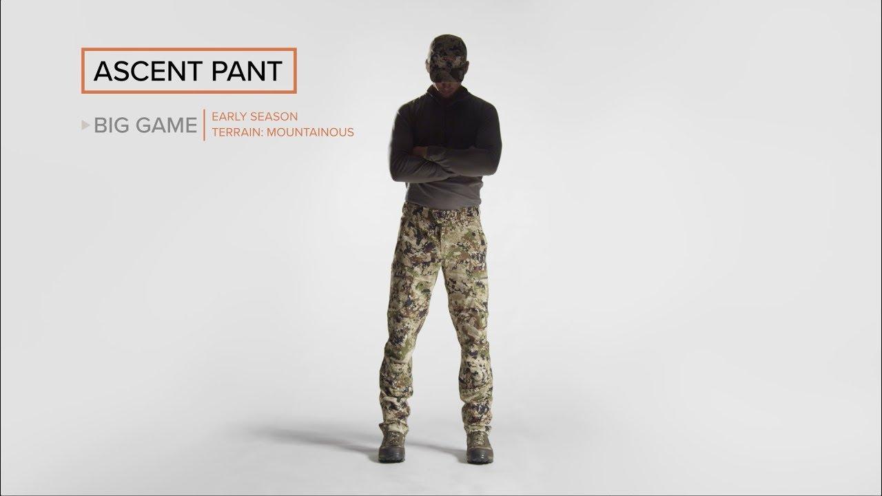 Sitka Ascent Pant New 50127