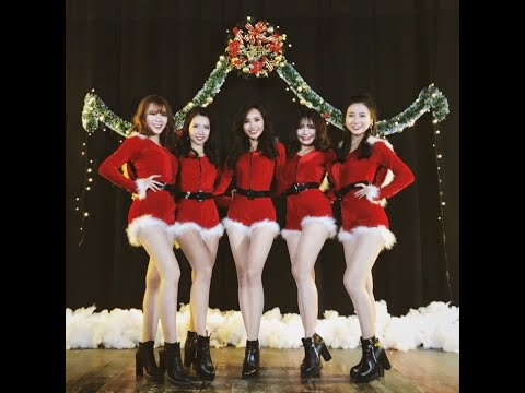 Merry Christmas dance - Jingle bell rock & All I want for Christmas is you by GlamourX