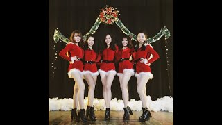 Merry Christmas dance - Jingle bell rock All I want for Christmas is you by GlamourX