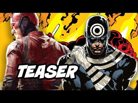 Daredevil Season 3 Bullseye Teaser Explained and Infinity War Netflix Timeline