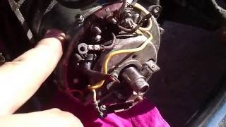 Решаем одну из проблем с зарядкой мотоцикла ИЖ 6вольт