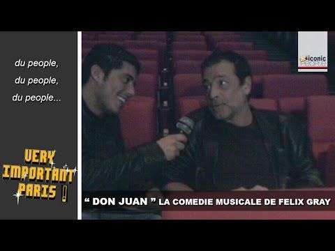 Don Juan la comedie musicale