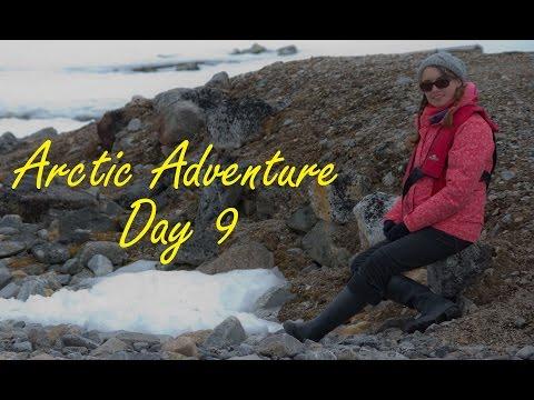 Graffiti in the Arctic?! (Day 9) - SVALBARD Arctic Adventure Vlog || PartTimeWanderlust