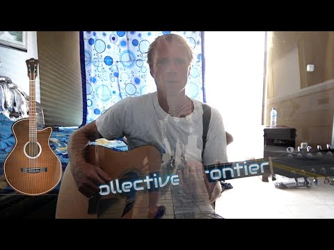 Collective Frontier 12-String Acoustic Music Video by Ylia Callan Guitar