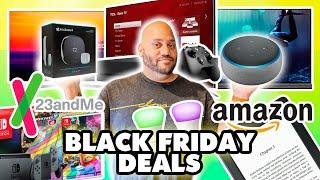 Amazon Black Friday Tech Deals 2018: 4K TVs, Smart Home Tech, & Gaming!