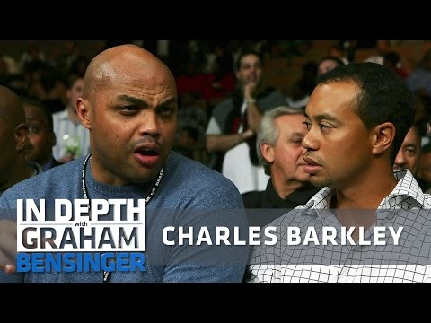 Charles Barkley on interviewing Obama, unfriending Tiger