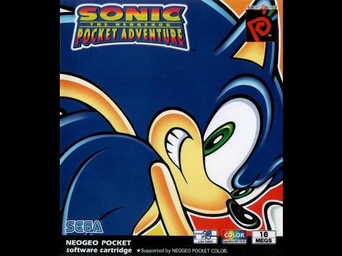 Twenty Minutes With #7 : Sonic Pocket Adventure