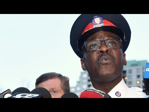 Toronto police update on Yonge and Finch van attack LIVE