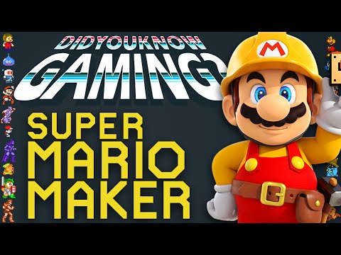 Super Mario Maker - Did You Know Gaming? Feat. Ross O'Donovan (Game Grumps)
