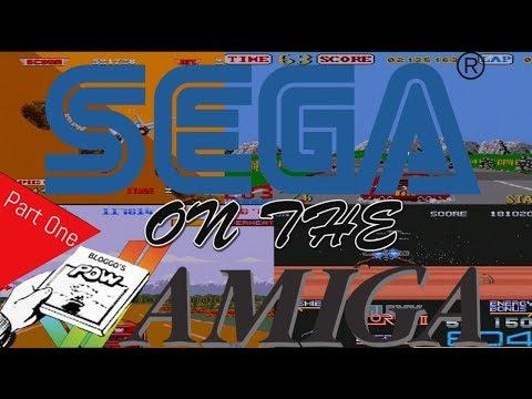 Sega Vs Amiga POW! Part 1