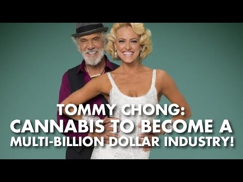 Tommy Chong: My Life-Long Relationship With Cannabis