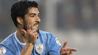 Luis Suarez sent Liverpool good luck text