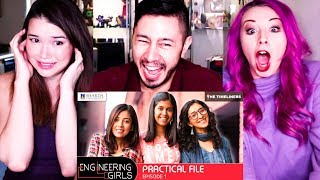 ENGINEERING GIRLS | Episode 1 | The Timeliners | Reaction!