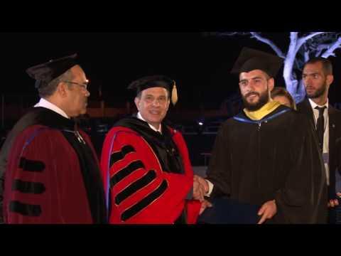 Beirut Arab University Graduation Part 4