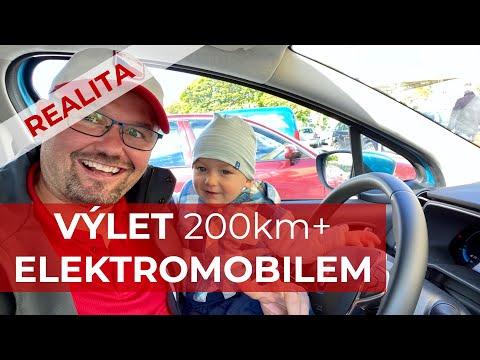Výlet s Renault ZOE 200km+ BEZ NABÍJENÍ   WWW.TESLACEK.TV