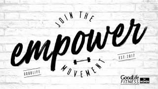 GoodLife Empower-Women